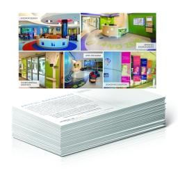 "Aesthetics, Inc. - ""Artful Experiences"" Postcard"