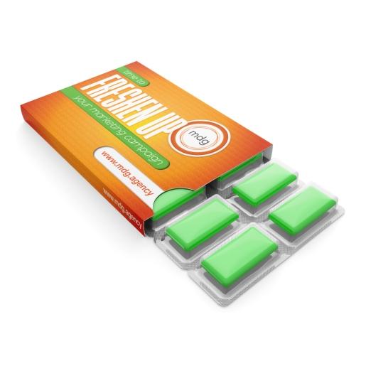 MDG - Gum Packaging