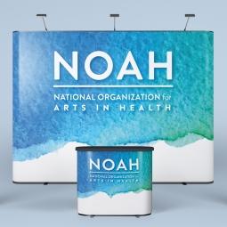 NOAH Trade Show Booth