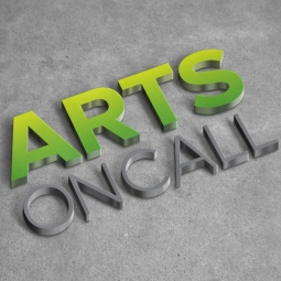 Arts On Call - Logo