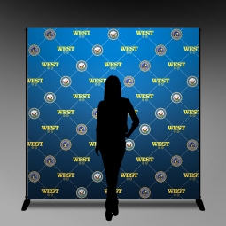 SPAWAR - Step & Repeat Banner